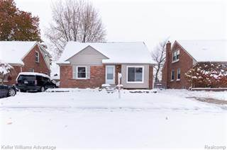 Single Family for sale in 9598 MERCEDES, Redford, MI, 48239