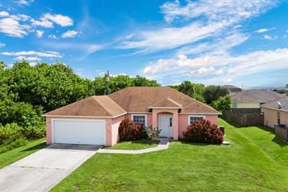 Residential Property for sale in 4609 SW Tacoma Street, Port St. Lucie, FL, 34953