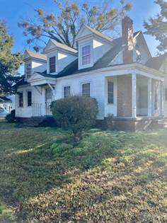 Residential Property for sale in 315 Roanoke Ave, Elizabeth City, NC, 27909