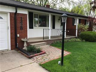 Single Family for sale in 1229 BIELBY Street, Waterford, MI, 48328