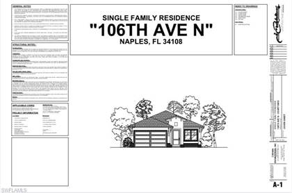 Residential Property for sale in 803 106TH AVE N, Naples, FL, 34108