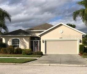 Single Family for sale in 675 BARNICLE COURT, Englewood, FL, 34223