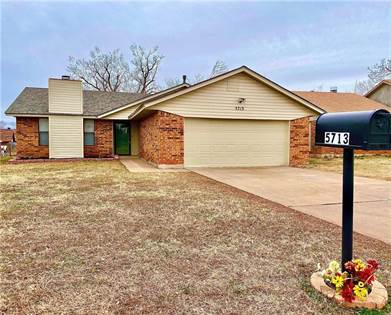 Residential Property for rent in 5713 Evanbrook Terrace, Oklahoma City, OK, 73135
