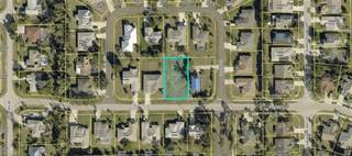 Land for sale in 9257 Cypress DR N, Fort Myers, FL, 33967