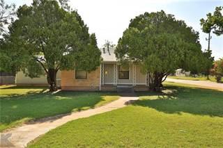 Single Family for sale in 1649 Marshall Street, Abilene, TX, 79605