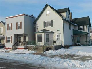 Multi-family Home for sale in 185 North Ave, Mount Clemens, MI, 48043