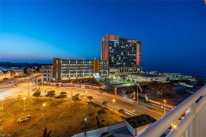 Residential Property for sale in 4004 Atlantic Avenue 611, Virginia Beach, VA, 23451