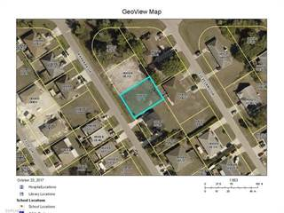 Land for sale in 17387/389 Barbara DR, Fort Myers, FL, 33967