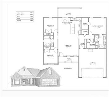 Residential Property for sale in 411 Rogers Ln 411 Rogers Lane, Manila, AR, 72442