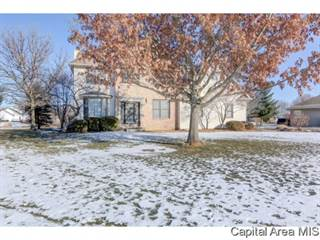 Single Family for sale in 139  TWIN OAKS DR, Springfield, IL, 62629