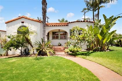 Residential Property for sale in 3482 Cooper St, San Diego, CA, 92104