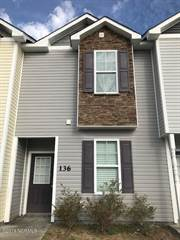 Townhouse for rent in 136 Waterstone Lane, Jacksonville, NC, 28546