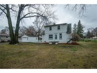 Single Family for sale in 19825 RENSELLOR Street, Livonia, MI, 48152