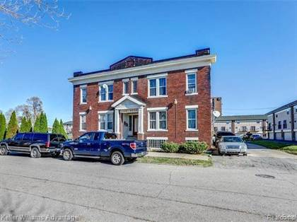 Multifamily for sale in 3826 VERMONT Street, Detroit, MI, 48208