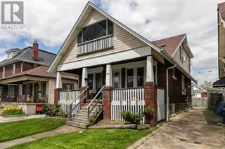 Multi-family Home for sale in 1526 DUFFERIN PLACE, Windsor, Ontario, N8X3K5