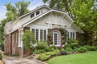 Single Family for sale in 16 Walker Terrace NE, Atlanta, GA, 30309