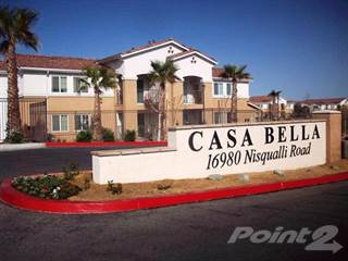 Apartment for rent in CASA BELLA, Victorville, CA, 92395
