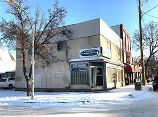 Comm/Ind for sale in 561 Sargent AVE, Winnipeg, Manitoba, R3B1W4
