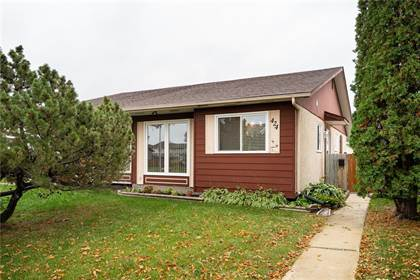 Single Family for sale in 424 Rougeau Avenue, Winnipeg, Manitoba, R2C4A3