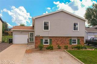 Single Family for sale in 1529 North Hershey, Bloomington, IL, 61704