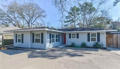 Residential Property for sale in 4422 Ella Boulevard, Houston, TX, 77018