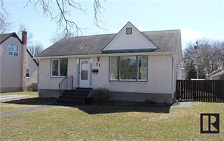 Single Family for sale in 24 Glen AVE, Winnipeg, Manitoba, R2M1V3