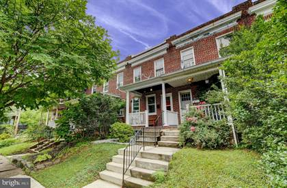 Residential Property for sale in 1014 W 42ND STREET, Baltimore City, MD, 21211