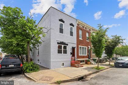 Residential Property for sale in 121 S EATON ST, Baltimore City, MD, 21224