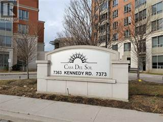 Condo for rent in 7363 KENNEDY  RD 317, Markham, Ontario, L3R1G8