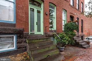 Townhouse for sale in 1903 PARK AVENUE, Baltimore City, MD, 21217