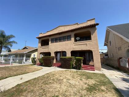 Multifamily for sale in 601 West 49th Street, Los Angeles, CA, 90037