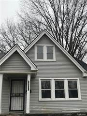 Single Family for sale in 13522 GLASTONBURY Avenue, Detroit, MI, 48223