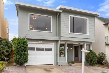 Residential Property for sale in 78 Huntington Drive, San Francisco, CA, 94132