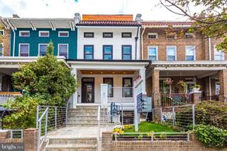 Townhouse for sale in 1352 RANDOLPH ST NW #3, Washington, DC, 20011
