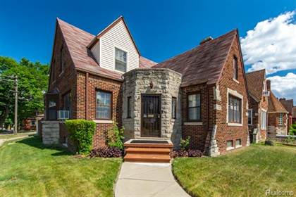 Residential Property for sale in 18514 SNOWDEN Street, Detroit, MI, 48235