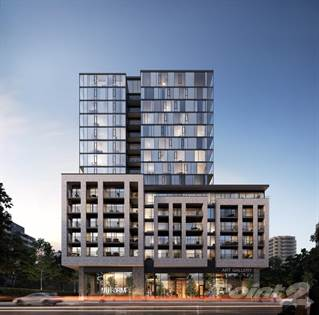 Condominium for sale in Looking To Invest in Square One? 86 Dundas ST. E. Mississauga!, Mississauga, Ontario
