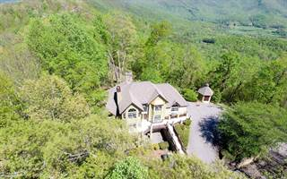Single Family for sale in 104 EAGLES VIEW SUMMIT, Hayesville, NC, 28904