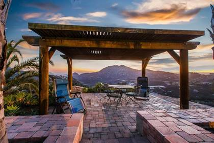 Residential for sale in 15715 Green Valley Truck Trail, Ramona, CA, 92065