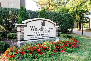 Apartment for rent in Woodhollow Apartments, Maryland Heights City, MO, 63043