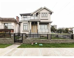 Single Family for sale in 3691 E GEORGIA STREET, Vancouver, British Columbia