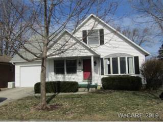 Single Family for sale in 232 E WALLACE ST, Findlay, OH, 45840