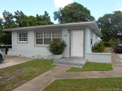 Residential Property for rent in 13695 NE 12th Ave Front, North Miami, FL, 33161