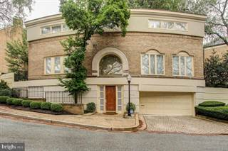 Single Family for sale in 4525 FOXHALL CRESCENT NW, Washington, DC, 20007
