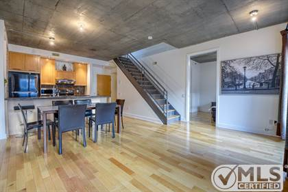 Residential Property for sale in 1100 Rue Jeanne-Mance 403, Montreal, Quebec