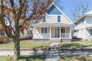 Single Family for sale in 3914 Graceland Avenue, Indianapolis, IN, 46208