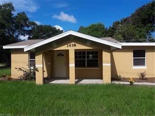 Single Family for sale in 1438 Marsh AVE, Fort Myers, FL, 33916