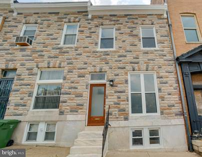 Residential Property for sale in 2119 E OLIVER STREET, Baltimore City, MD, 21213