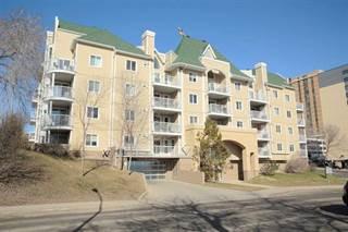 Condo for sale in 9640 105 ST NW, Edmonton, Alberta, T5K0Z7