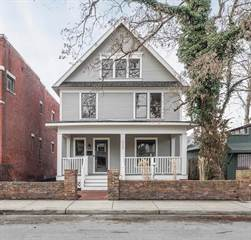 Single Family for sale in 2154 North Talbott Street, Indianapolis, IN, 46202