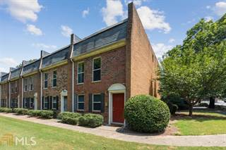 Townhouse for sale in 225 Winding River Drive H, Sandy Springs, GA, 30350